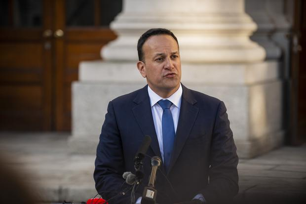 Taoiseach Leo Varadkar gives statement on the outcome of yesterday's 'Meaningful Vote' in Westminster