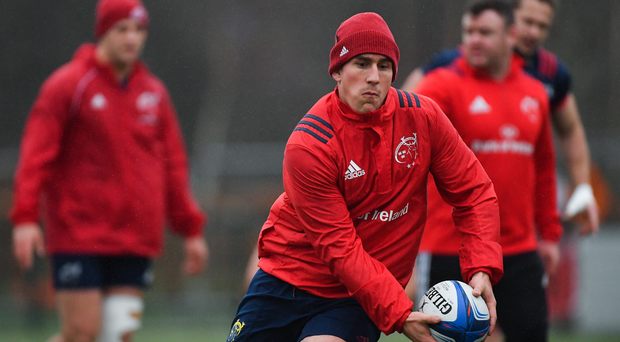 Confirmed: Munster out-half Ian Keatley to join Treviso at the end of the season