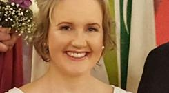 Regina Duffy (38) from Co Mayo is battling a rare form of cancer.