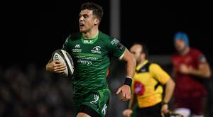 Tom Farrell has been justly rewarded for his impressive form