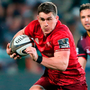 Munster's Ian Keatley leaves the province as the second all-time points scorer. Photo: Luke Walker/Sportsfile