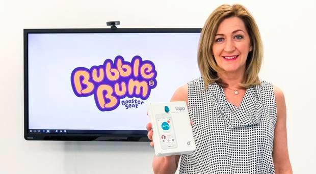 Bubblebum founder and CEO Grainne Kelly