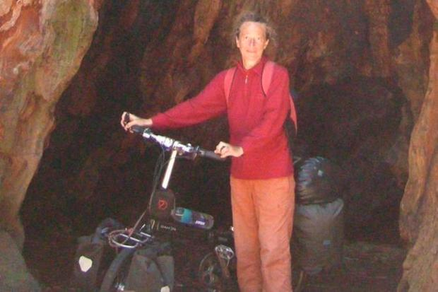 Tourist Monika Billen (62) was found dead in the Australian outback amid extreme heat. PIC: Northern Territory Police