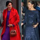 Meghan Markle's new year wardrobe