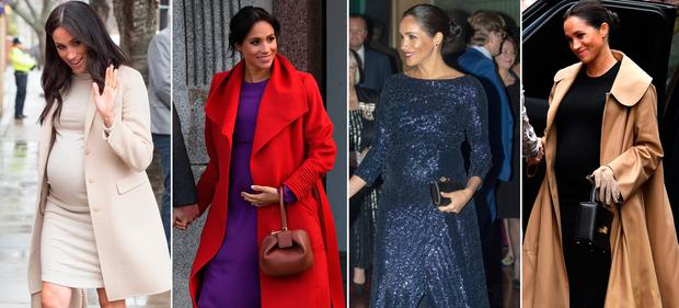 c980bbf2513fc Meghan Markle is sending a powerful message with her rule-breaking ...