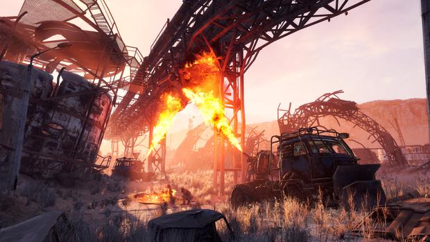 Metro Exodus: Yes, it does go a bit Mad Max now and then