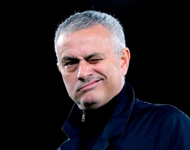 Jose Mourinho. Photo: Andrew Matthews/PA Wire.