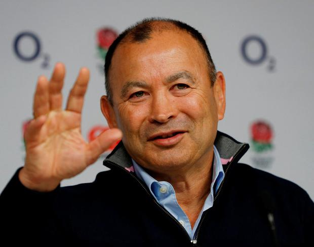 Jones: Full squad to choose from. Photo: Paul Childs/Action Images via Reuters