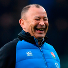 England coach Eddie Jones. Photo: Shaun Botterill/Getty Images