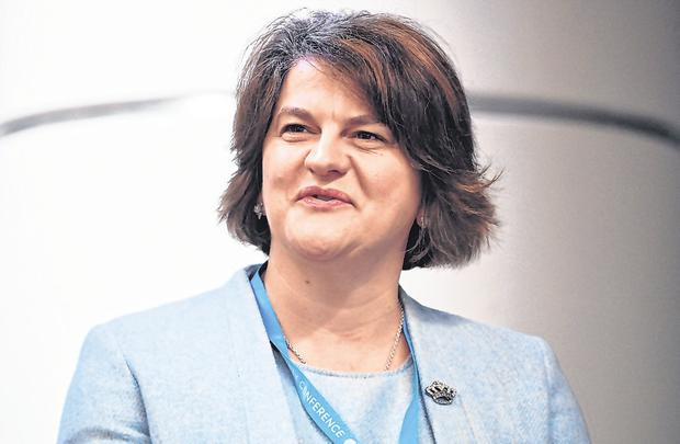 Arlene Foster. Photo: Getty Images