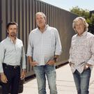 Richard Hammond, Jeremy Clarkson, James May, The Grand Tour