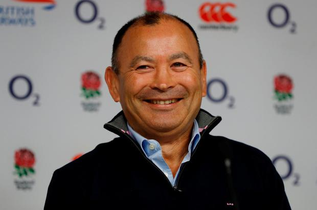 England head coach Eddie Jones. Action Images via Reuters/Paul Childs