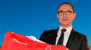 Bright future: Nottingham Forest will be hoping that Martin O'Neill has what it takes to guide them back into the Premier League. Photo: PA