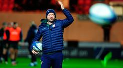 'Sometimes you have to take your medicine and dig yourself out of the hole,' says Leicester's head coach Geordan Murphy. Photo: Getty