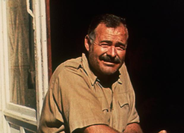 In 1944 Hemingway was in France covering World War II as a correspondent