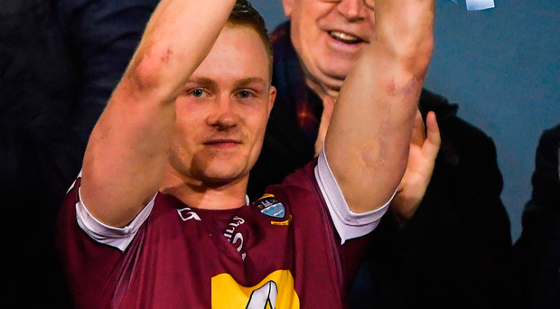 Egan on song as Westmeath dispatch Clarke's young Dubs