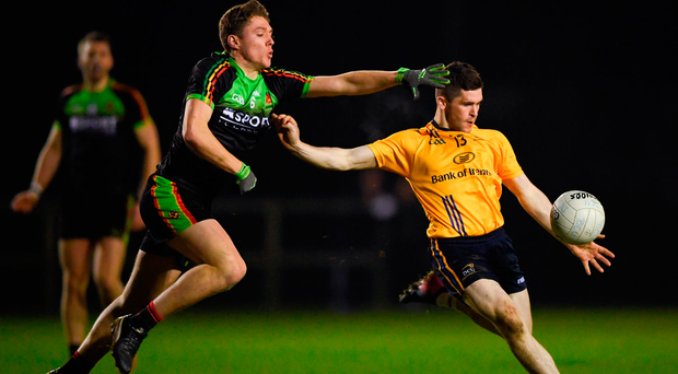 DCU hold off Whelan-inspired Carlow to book third-round place