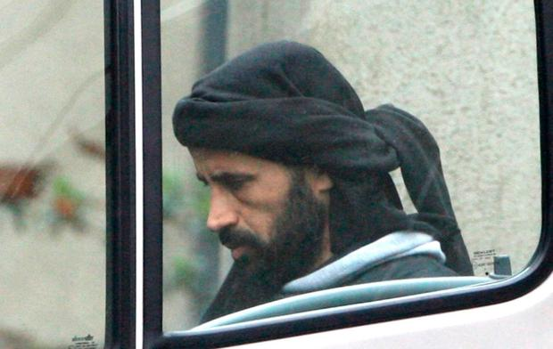 Legal battle: Algerian-Irish jihadist Ali Charaf Damache was sentenced to 15 years in jail in the USA in October after pleading guilty to terrorism charges. Picture: Patrick Browne