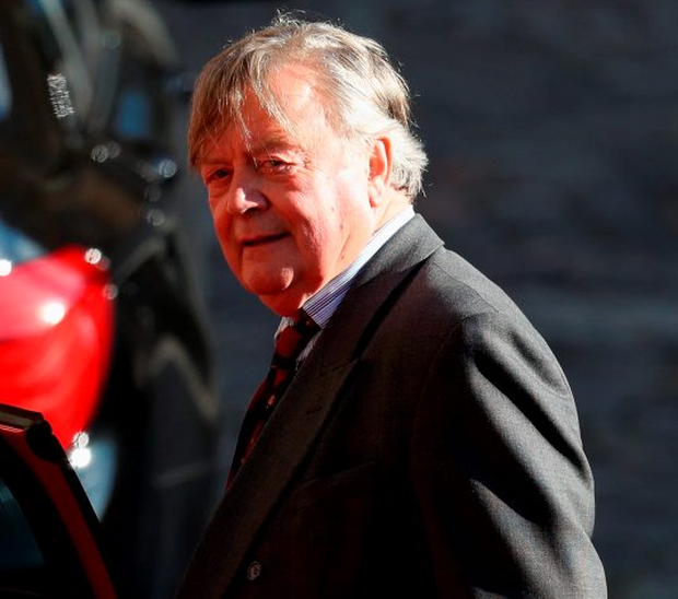 'The jibe from Conservative grandee Ken Clarke that the DUP is a