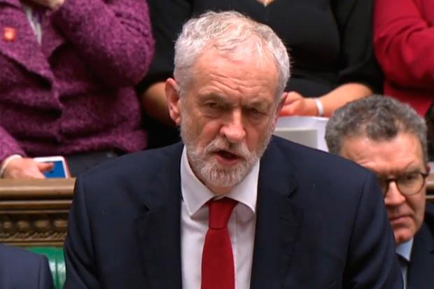 'The leader of the opposition, Labour's Jeremy Corbyn, continues to claim that if he became prime minister he could negotiate a better deal with the EU than Theresa May. He could not.' Photo: Getty Images