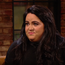 Trisha Lewis on the Late Late Show. Photo: RTE