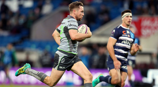 Jack Carty the hero for Connacht as late interception try sets up quarter-final rematch with Sale