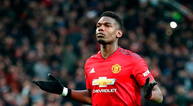Man United make it a maginifcent seven under Solskjaer as Pogba penalty helps see off Brighton