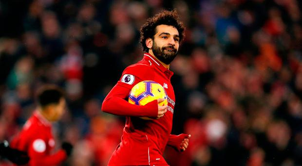 Mo Salah reveals how half-time team talk inspired Liverpool's revival against Crystal Palace