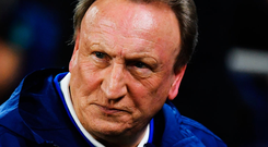 'Neil Warnock, splenetic, nativist and perpetually convinced there's a conspiracy against him, seems a classic Brexit zealot'. Photo: Getty Images