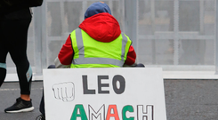 NOT MINE: The Irish yellow vest protest just fizzled out