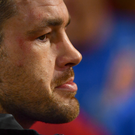 Cian Healy developed a leaner machine in the aftermath of his neck saga. Photo: Sportsfile