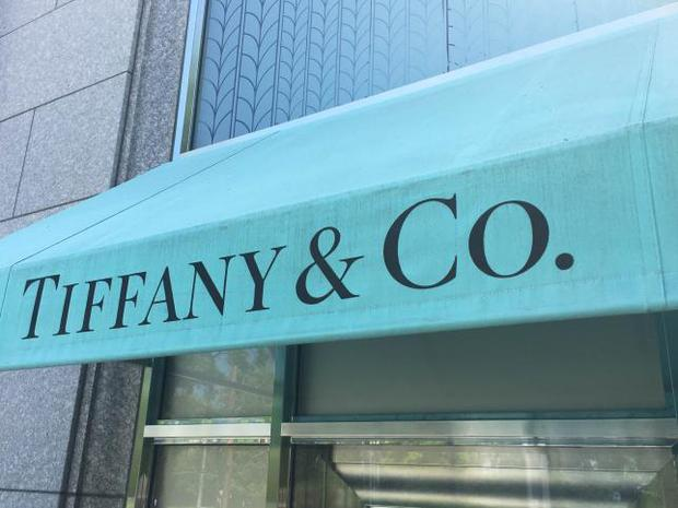 'During the crucial November-December period, Tiffany's worldwide same-store sales fell 2pc while net sales dipped 1pc, against its expectations of modest increases.' Photo: Reuters/Shannon Stapleton