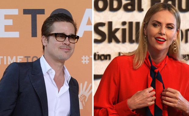 Brad Pitt and Charlize Theron are reportedly dating - after being