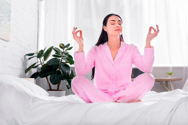 If you want to sleep better at night, make sure to practice some compassionate sleep hygiene