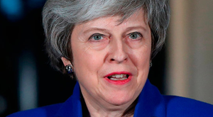 British Prime Minister Theresa May. Photo: Yui Mok/PA Wire