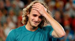 The result was a blow for Federer's legions of fans. Photo: Reuters