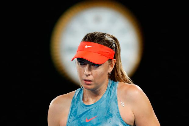 When Sharapova (pictured) first revealed the details of her positive test, she said she had used the drug because of a magnesium deficiency and a family history of diabetes. Photo: Reuters