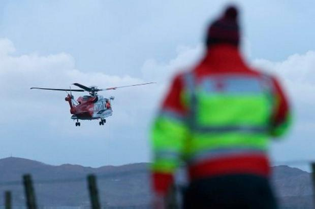 CHC employs 37 search and rescue pilots here, most of whom are Ialpa members. Photo: Damien Eagers