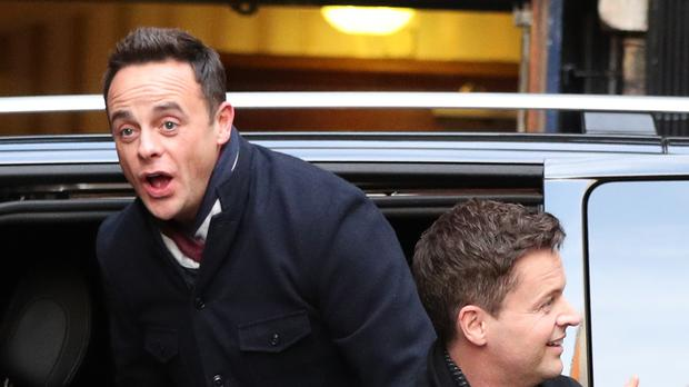 Anthony McPartlin (left) and Declan Donnelly (Jonathan Brady/PA)