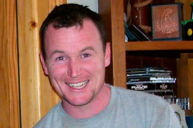 Murdered: Peter Butterly was shot dead outside a Meath pub in 2013