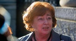 Wanting answers: Social Democrats co-leader Catherine Murphy. Photo: Gareth Chaney, Collins