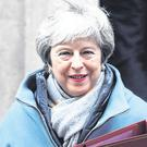 A House divided: Theresa May has found it impossible to resolve the Brexit impasse in a split House of Commons. Photo: Reuters