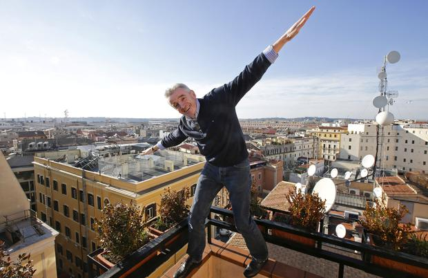 Clear skies ahead?: Michael O'Leary, CEO of Ryanair