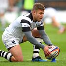 Ian Madigan is enjoying his first season with Bristol in the Premiership. (Photo by Tony Marshall/Getty Images)