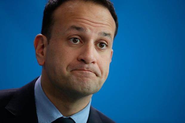 'Until now, all Mr Varadkar has been prepared to acknowledge was the issue might pose problems with other member states with whom we would have to have discussions.' Photo: Getty Images