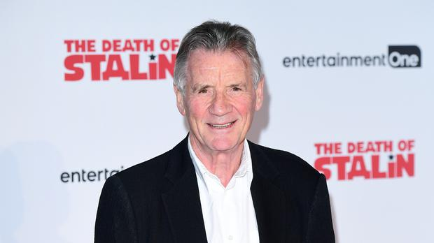 Sir Michael Palin will take his one-man show to 12 venues around the UK (Ian West/PA)