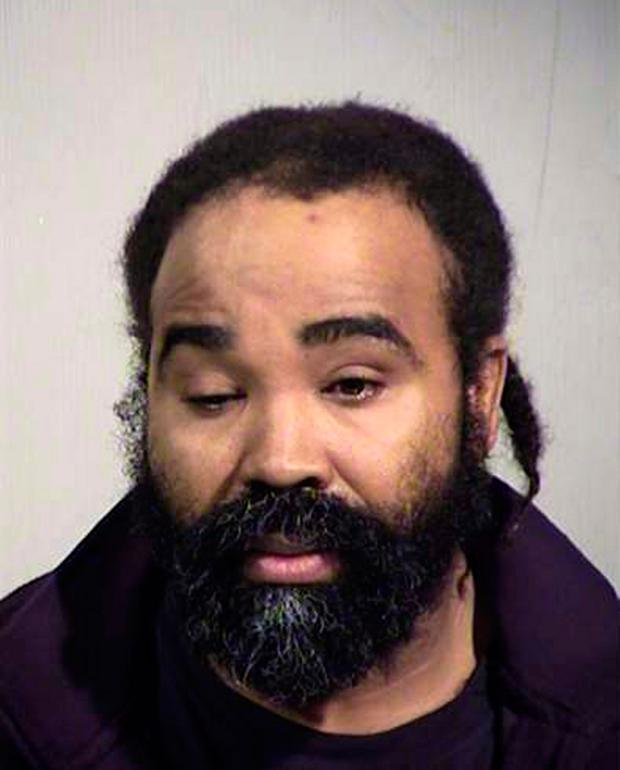 This photo provided by Maricopa County SheriffÕs Office shows Nathan Sutherland. Phoenix police say Sutherland, a licensed practical nurse, has been arrested on a charge of sexual assault of an incapacitated woman who gave birth last month at a long-term health care facility. Phoenix Police Chief Jeri Williams said Wednesday, Jan. 23, 2019, that investigators arrested Sutherland on one count of sexual assault and one count of vulnerable adult abuse. (Maricopa County SheriffÕs Office via AP)