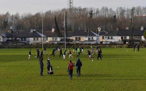 The five Connacht counties spent almost €6 million on team preparation in 2018. Photo: Piaras Ó Mídheach/Sportsfile