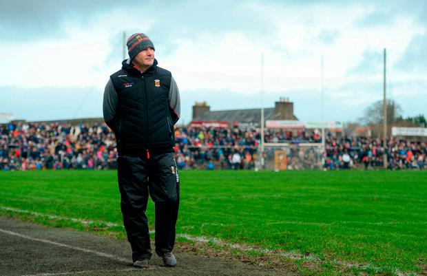 Mayo boss James Horan
