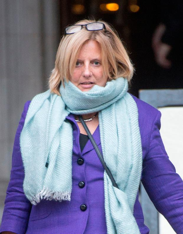 File photo of Nicola Stocker, who is appealing a libel case she lost to the Supreme Court over posts she made about her ex-husband on Facebook. Anthony Devlin/PA Wire
